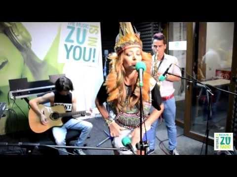 Delia - Africana (Acustic - Live la Radio ZU)