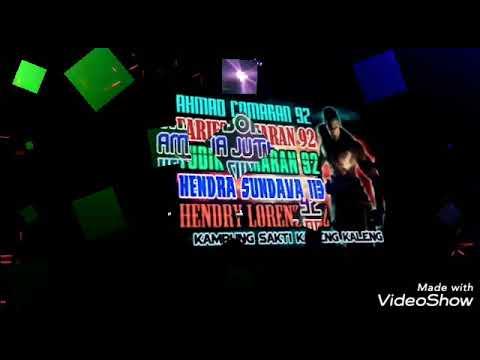DJ Nanank Happy New Year 2018 AHMAD COMARAN 92 Live In The Wherhause Surabaya Haduuh