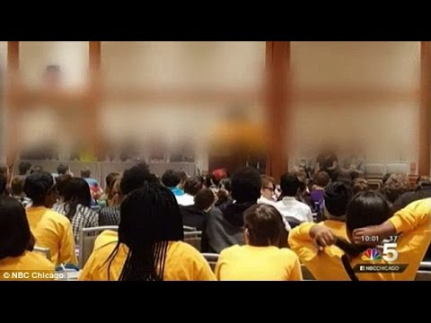 White High School Students Conduct Slave Trade Auction