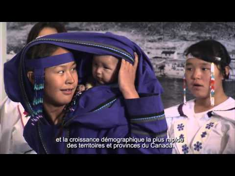 Come to Nunavut - English/French