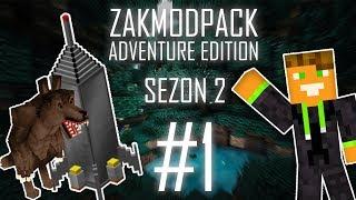 Minecraft ZAKModPack S2E1 [1.12.2] - TY TEŻ MOŻESZ ZAGRAĆ NA SERWERZE !