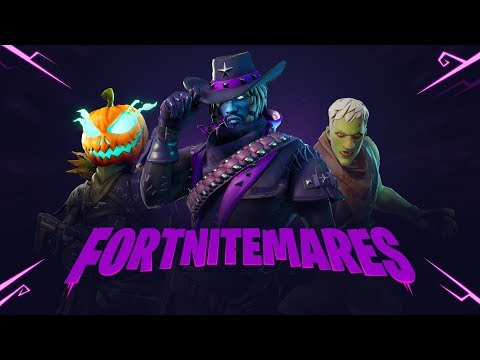 Fortnite – Fortnitemares 2018