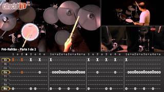 Come As You Are - Nirvana (aula de bateria)