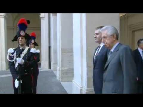 Roma - Cerimonia all