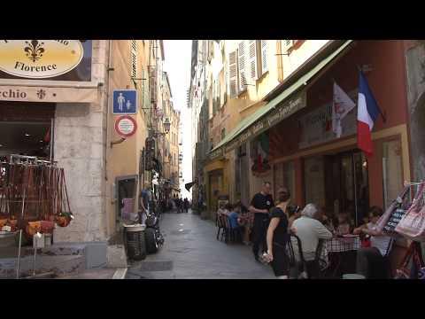 """Die """"Cote d'Azur"""" - Küste von Südfrankreich, Procence, Alpes maritimes - Reisebericht"""