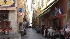 Die 'Cote d'Azur' - Küste von Südfrankreich, Provence, Alpes maritimes - Reisebericht