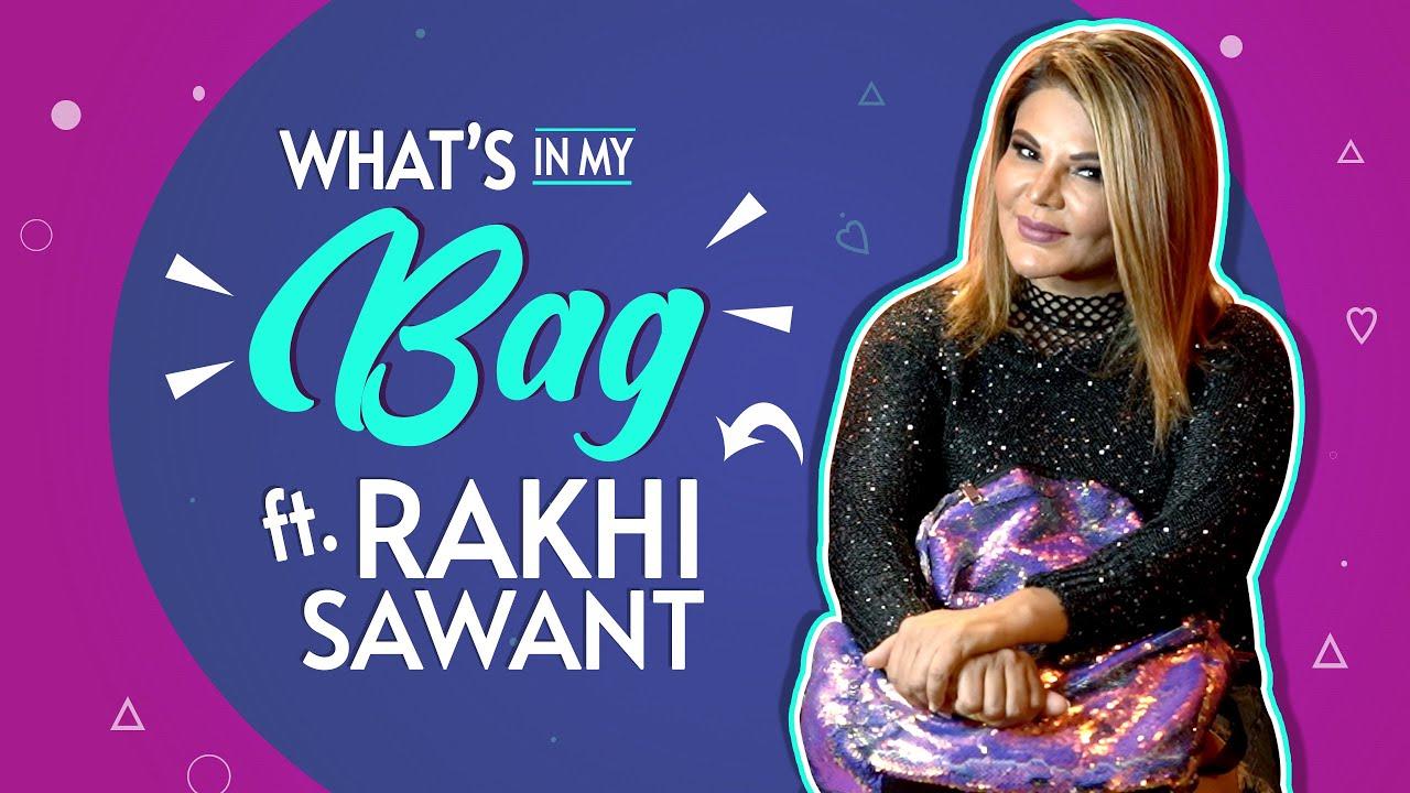Download What's In My Bag Ft. Rakhi Sawant   Bag Secrets Revealed   Exclusive