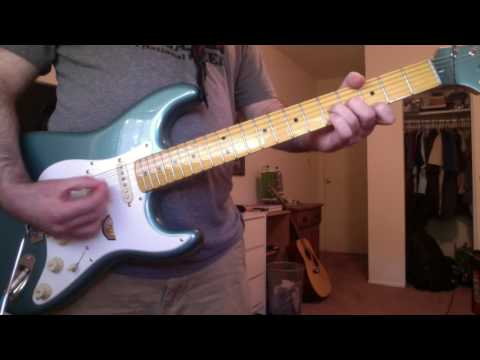 """Coldplay """"All I Can Think About Is You"""" Guitar Tutorial"""