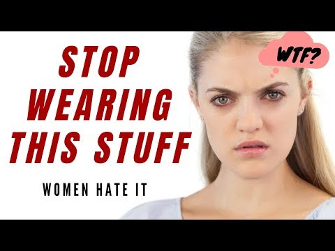Men's Clothing Items That Women Hate