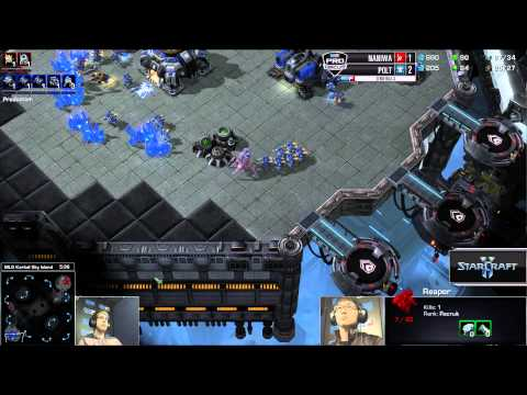 [Semi final] Naniwa vs Polt G2 - MLG Spring '13
