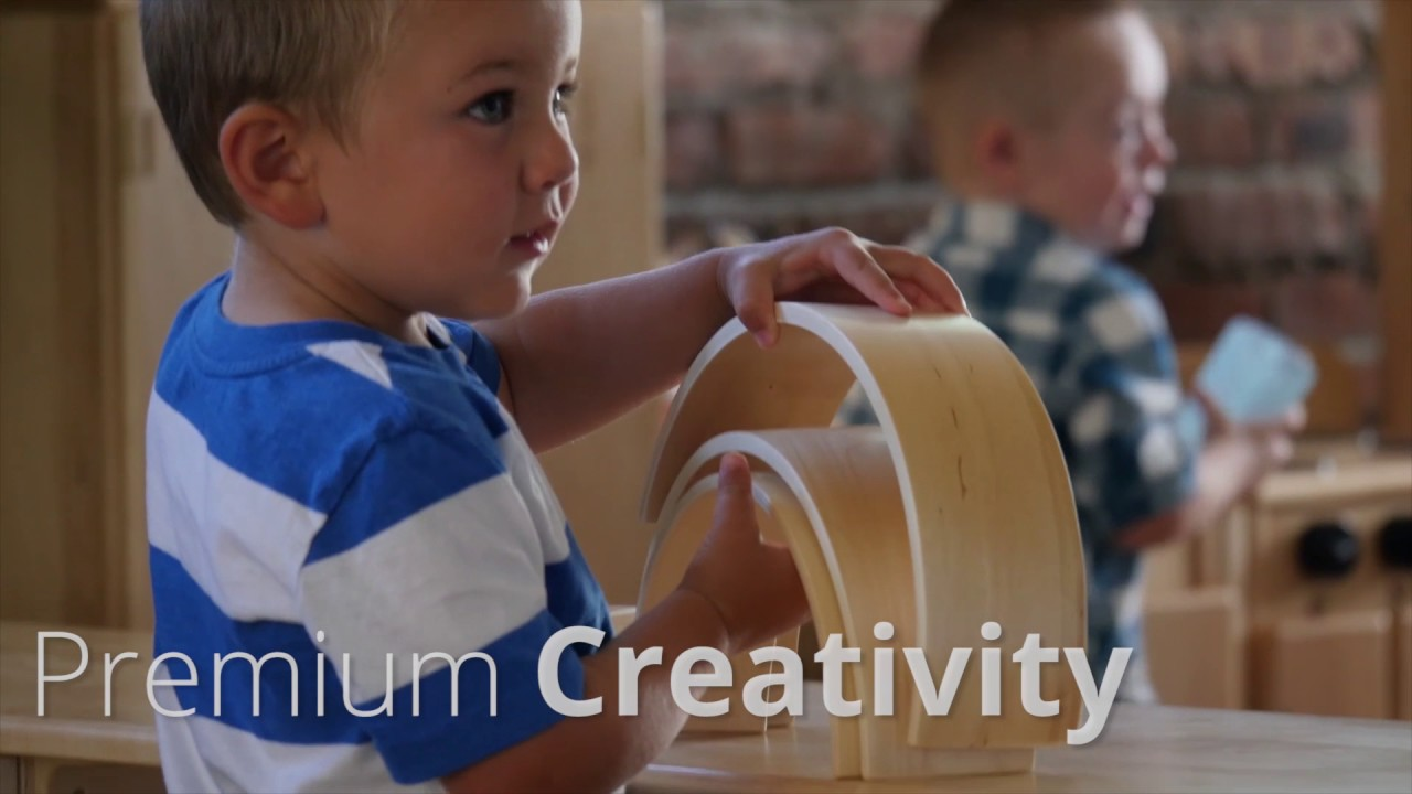 Premium Solid Maple Furniture Kaplan Early Learning Company Youtube