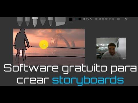 Programa gratuito para hacer storyboards - wonderunit-