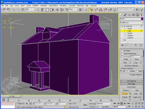Texturing, 3ds Max, and You - Extended Edition ( Tutorial Three )
