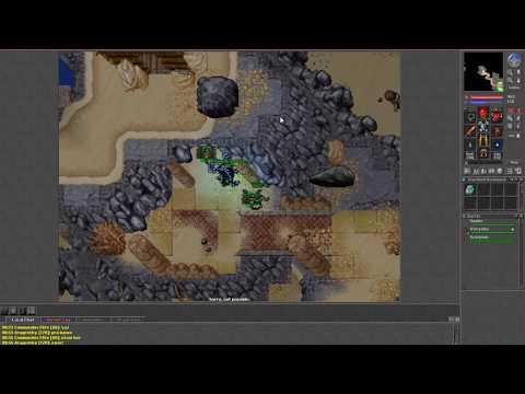 Medusa Shield Quest (Drefia) TibiaFuLL