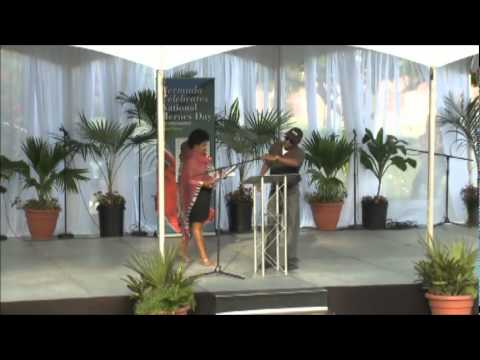 Mary Prince Inducted As Bermuda National Hero June 16 2012