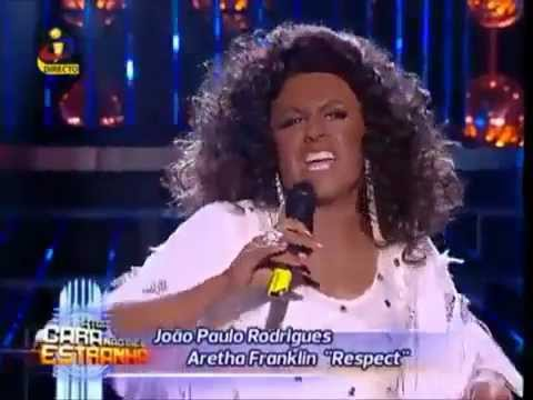 João Paulo Rodrigues - Respect (Aretha Franklin) Your Face Seems Familiar 1