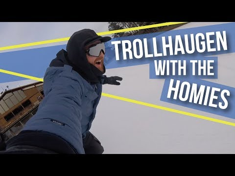 Trollhaugen with the Homies | Vlog #2 | TheHouse.com