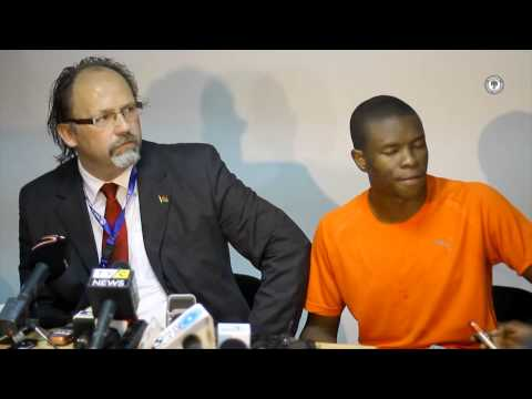 Nigeria vs. Malawi Post-game Interview - Tom Saintfiet and James Sangala