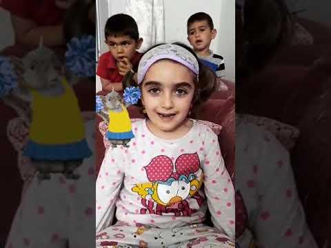 Ya lili - Herkesin dilindeki o Arapça şarkı 2018 Çocuk Versiyonu