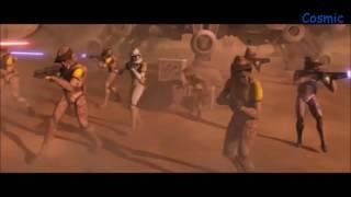 Клип звёздные войны