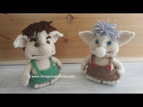 Crochet Your Own Bobble Troll Introduction - YouTube f3c39e2105c