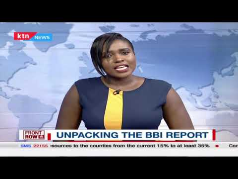 Unpacking the BBI Report (Part One)  FRONT ROW