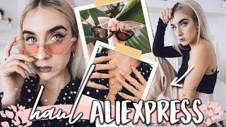 HAUL DE ALIEXPRESS ⚡️✨ | joyas/papeleria/ROPA & más ????
