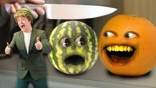 Annoying Orange - April Fool