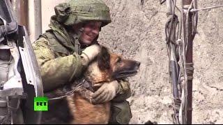 В Алеппо российские сапёры обезвредили мины, способные уничтожить целый квартал