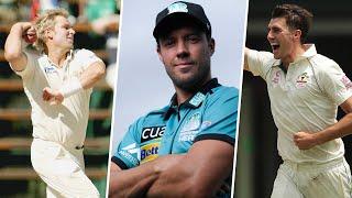 AB de Villiers names the five best bowlers he's faced