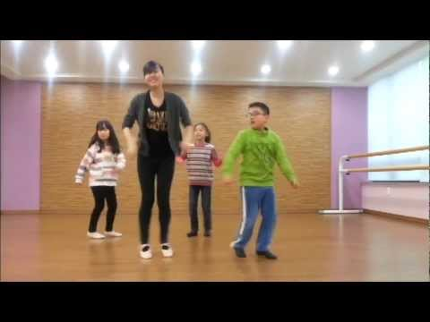 Moves Like Jagger (Children's Jazz/Hiphop Cl)