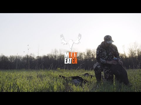 Turkey Hunting In Michigan With MeatEater's Mark Kenyon