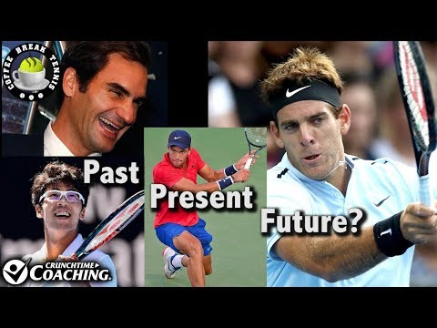 2018 Indian Wells Federer in SemiFinals | Coffee Break Tennis