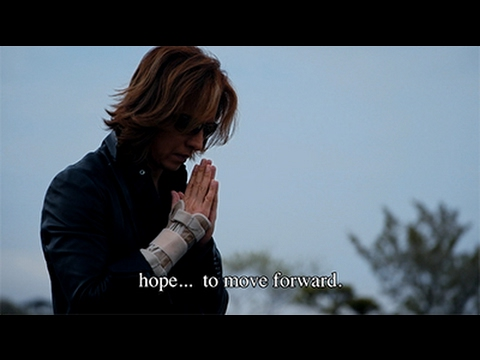 WE ARE X - XJAPAN True Story gives you hope to move forward - UK & 日本3月公開!