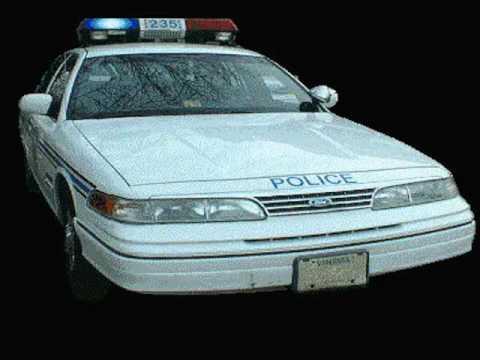 Police de Montréal et fréquences radio scanner.