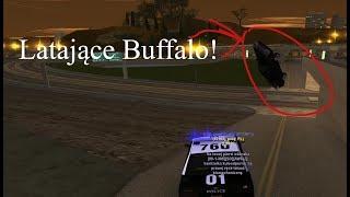 *Net4game.com* Szalony pościg radiowozem za Buffalo! *Zwodował karetkę!*