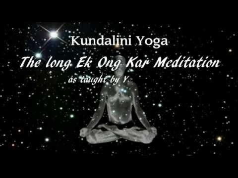 Long Ek Ong Kar Meditation, technique explained