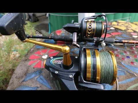 2 Fishing Reel SIZES To Fish For ANYTHING!