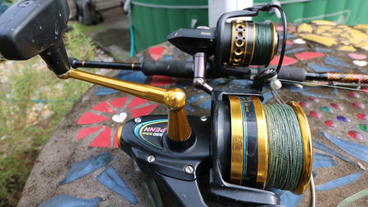 2 Fishing Reel Sizes To Fish For Anything