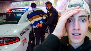 Nos Arrestó La Policía Mexicana...