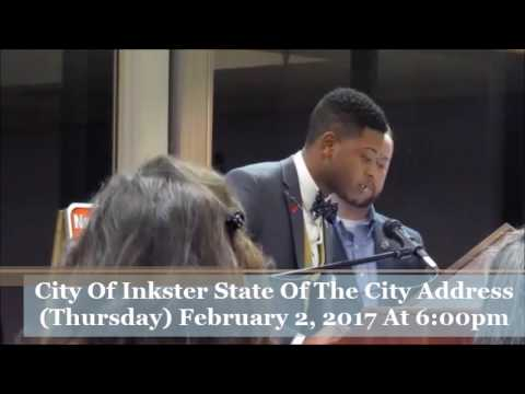 City Of Inkster State Of The City Address With State Rep Jewell Jones...