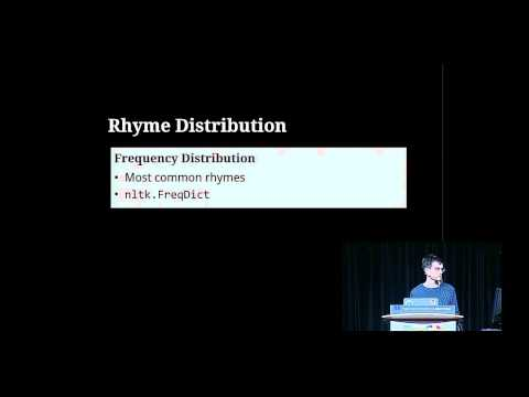 """Adam Palay - """"Words, words, words"""": Reading Shakespeare with Python - PyCon 2015"""