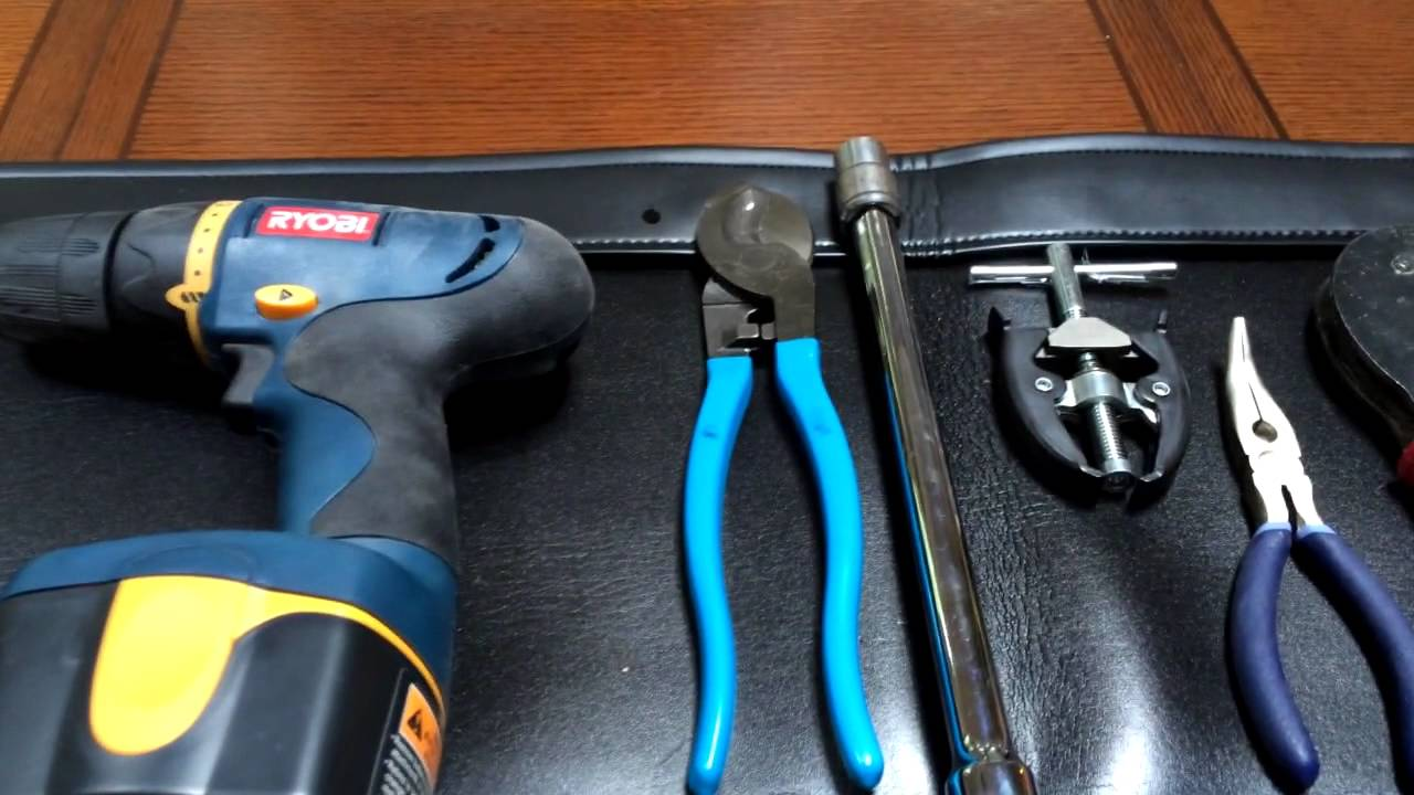 How To Install Two Batteries In A Chevy Suburban Tools Part 3 99 Battery Isolator Wiring Youtube