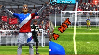 FOOTBALL STRIKE DESTROYING TURKEY WITH THE HIT AND TALENTED TRICKS MC GAMING
