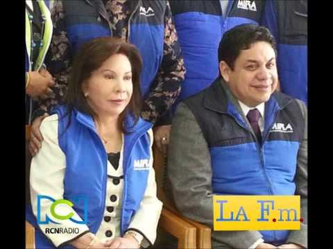MIRA | María Luisa Piraquive y Juan Dávila en La F.m. | IDMJI