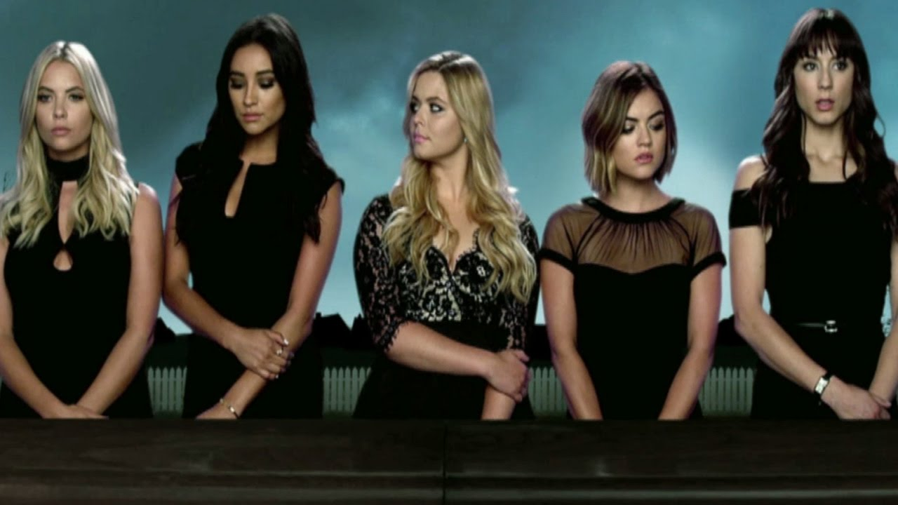 pretty little liars staffel 1 episode 1