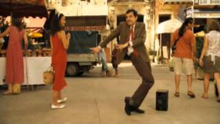 Mr Bombastic (mr beans holiday)