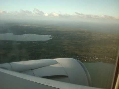 On Final Approach & Landing into Nuku'alofa, TONGA [ Fua'Amotu International Airport ]