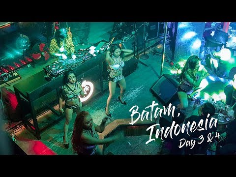 Batam, Indonesia - Fishing, nightlife and ferry to Malaysia