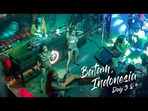 Batam, Indonesia - Fishing, nightlife and ferry to Malaysia